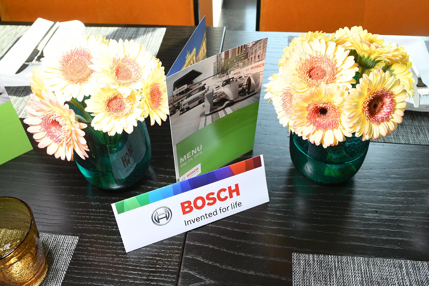 Bosch Event mit Eventagentur GALL - 01