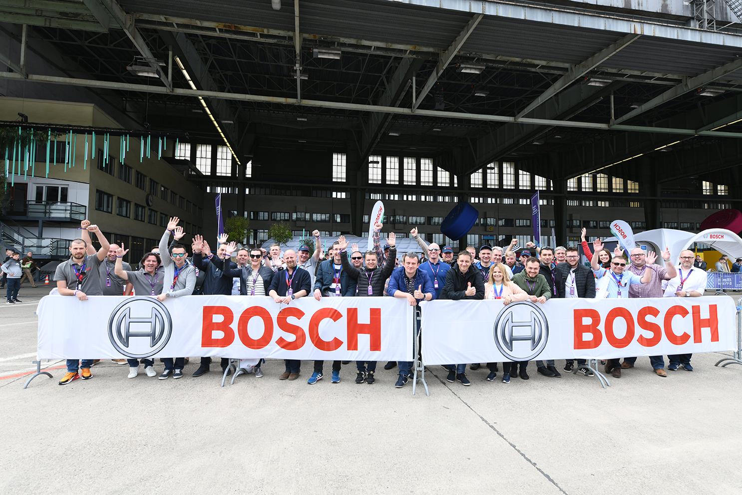 Bosch Event mit Eventagentur GALL - 08