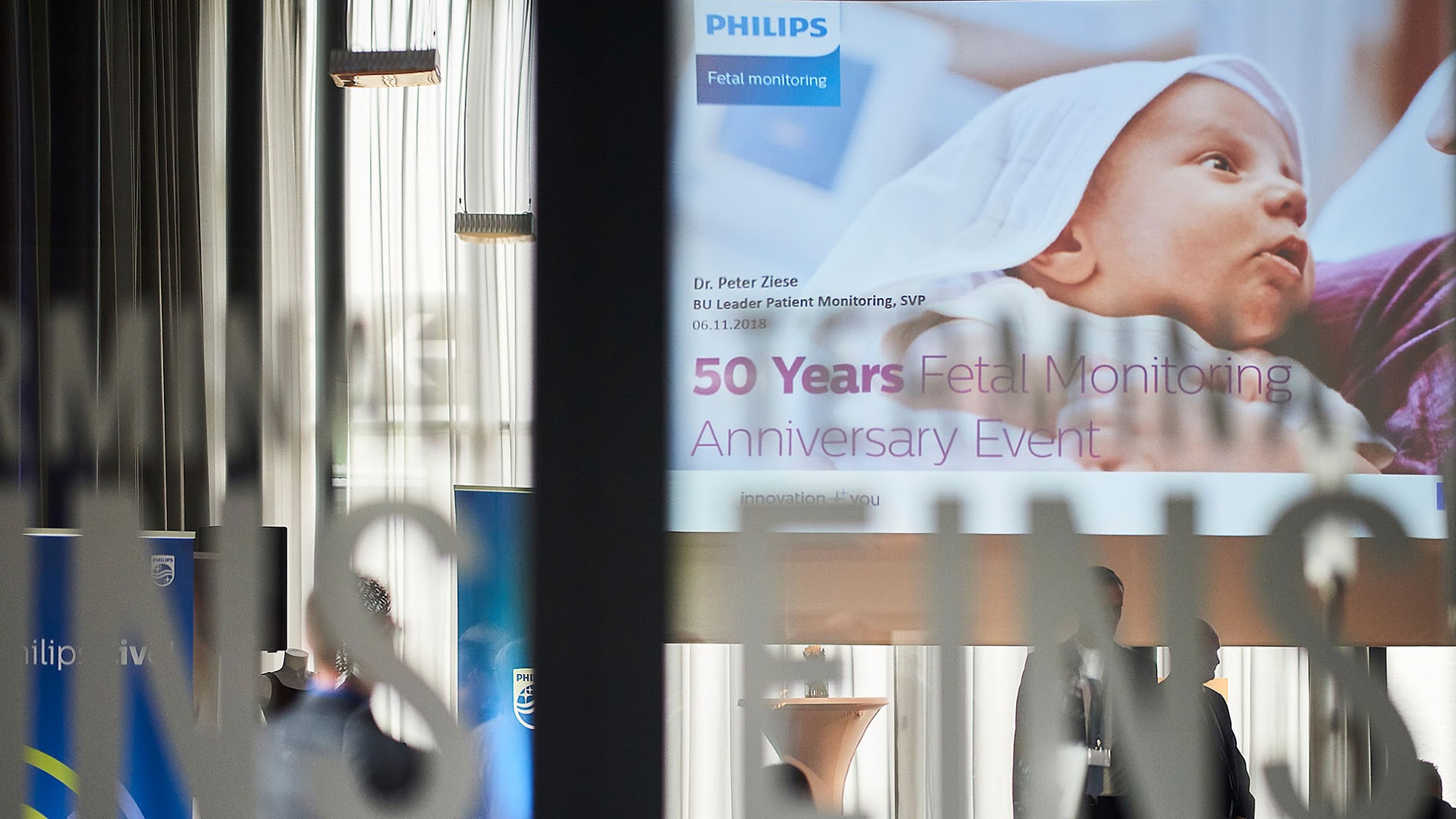 PHILIPS 50 YEARS FETAL MONITORING