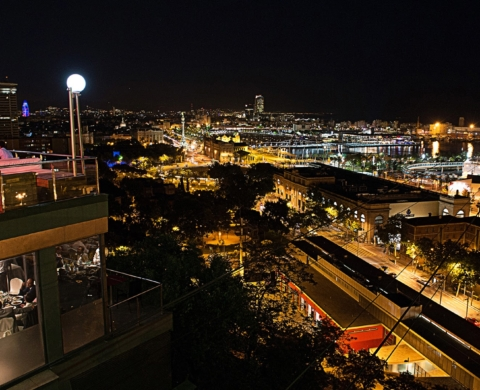 CITY-RALLYE IN BARCELONA